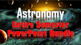 Astronomy PowerPoint Bundle