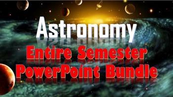 Astronomy PowerPoint Bundle