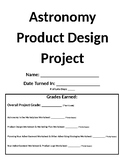 Astronomy Product Design Project