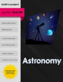 Astronomy Science NGSS Project