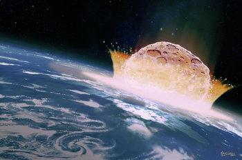 Astronomy Quiz 9 - Comets, Asteroids & Meteors