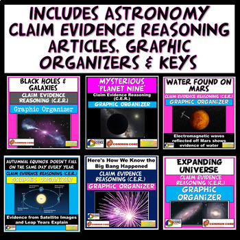 Astronomy Resource Bundle