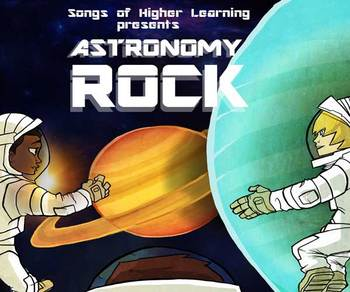 "Astronomy ""Rock"" CD"