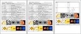 Astronomy Science Sunspot Vocabulary Quiz