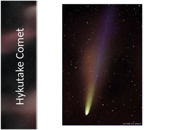 Astronomy - Solar System - Asteroids, Meteors and Comets (POWERPOINT)