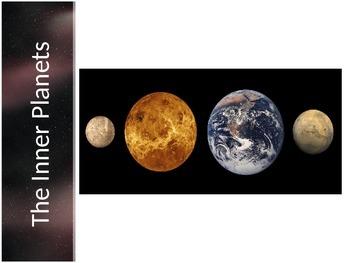 Astronomy - Solar System - Inner Planets (Terrestrial Plan