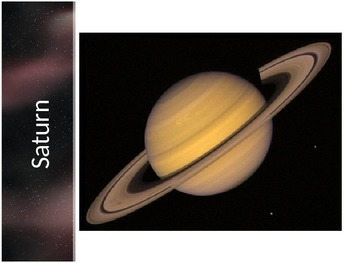 Astronomy - Solar System - Outer Planets (Gas Giants)  -  (POWERPOINT)