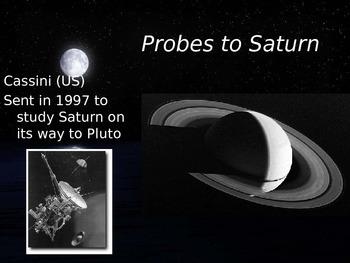 Astronomy - Solar System - Satellites -  (POWERPOINT)