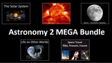 Astronomy (Solar System, Sun and Moon) MEGA Bundle