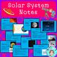 Solar System & Astronomy Unit Bundle – Upper Elementary – No Prep, Print & Go