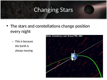 Astronomy - Stars - Constellations (POWERPOINT)