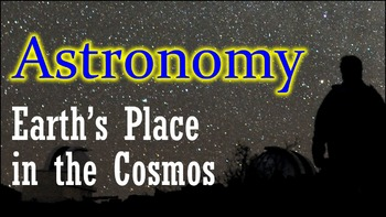 Astronomy by SciHigg - Student Website