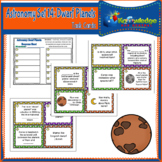 Astronomy Task Cards: Set 14: Dwarf Planets