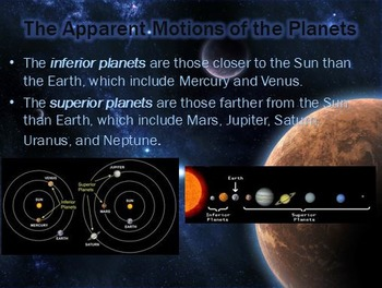 Astronomy: The Planets