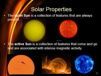 Astronomy: The Sun (Quiet)