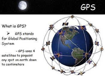 Astronomy - Travel through space (POWERPOINT)