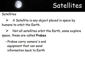 Astronomy - Traveling Through Space w/worksheet (SMART BOARD)