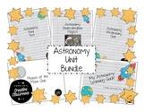 Astronomy Unit Bundle