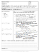 Earth Science: Astronomy Unit Bundle notes: Earth, Moon, & Sun (5 Cornell notes)