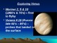"""Astronomy Unit II Lesson II PowerPoint """"Spacecraft Exploration - Solar System"""""""