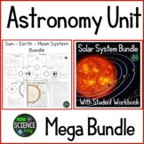 Astronomy Unit Mega Bundle with Student Workbooks