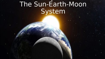 "Astronomy Unit Test: ""The Sun-Earth-Moon System"""