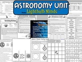 Astronomy Unit from Lightbulb Minds