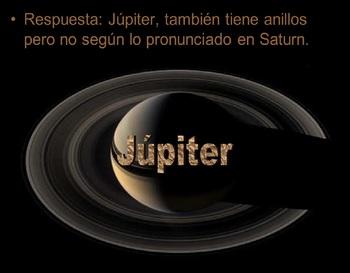 Astronomy Unit in Spanish