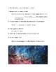 """Astronomy Video """"Nebulas"""""""