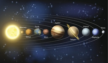 Astronomy Worksheet: Patterns in the Solar System