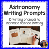 Astronomy Writing Prompts