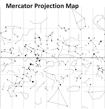 Astronomy/Earth Science Lab Series - Using Star Charts to find Constellations