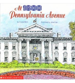 At 1600 Pennsylvania Avenue  Reading Guide (Common Core Aligned)