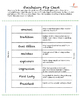 At 1600 Pennsylvania Avenue - Vocabulary, Interactive Note