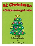 At Christmas emergent reader