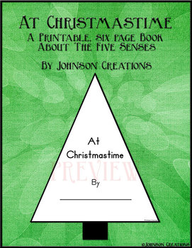 At Christmastime- A Book About the Five Senses