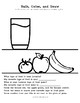 At-Home Activities for Preschoolers #1