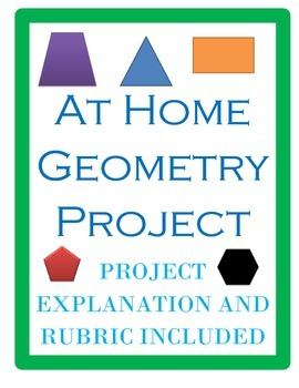 At Home Geometry Project