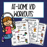 At-Home Kid Workouts
