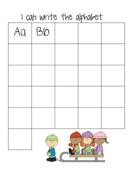 At Home Learning: Kindergarten Homework Bags {Set 2: December-February}