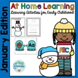 At Home Learning Pack-January Edition