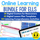 Bundle for ELL Distance Learning | ESL Distance Learning |
