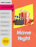 At Home Movie Night Project