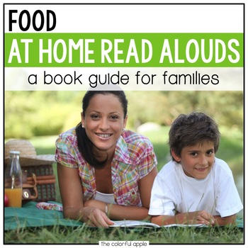 At Home Read Alouds: Food
