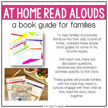At Home Read Alouds: Kevin Henkes