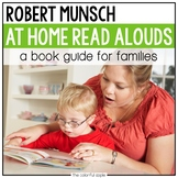 At Home Read Alouds: Robert Munsch