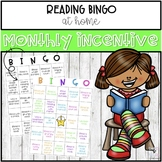 Reading BINGO | Distance Learning