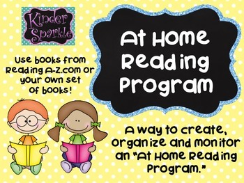 At Home Reading Program K-1