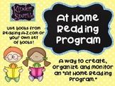 At Home Reading Program K-1