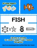 At Home Support - FISH - Preschool Based Curriculum Resour